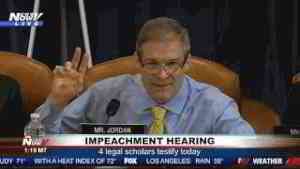 THIS IS SCARY: Jim Jordan on Democrats Mission To DESTROY President Trump