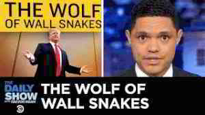 Trump Wants a Border Moat Filled with Snakes and Alligators | The Daily Show