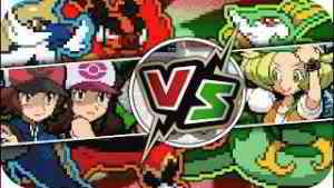 Pokémon Black & White - Final Battle! Rival Bianca (Champion Level)