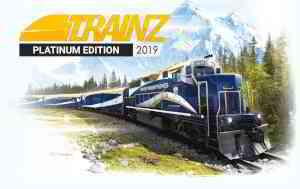 Trainz Railroad Simulator 2019 - TRS19