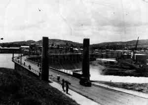 The history of Owen Falls dam