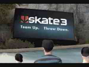 Ea Skate 3 Soundtrack / Q Lazarus - Goodbye Horses