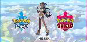 "R/PokemonSwordAndShield - ""One of the Gym Leaders you'll encounter is Nessa, an expert on Water-type Pokémon! Her calm and collected attitude hides a competitive spirit and indomitable will. She will overwhelm any oppenent in battle by blasting them with powerful Water-type moves"""