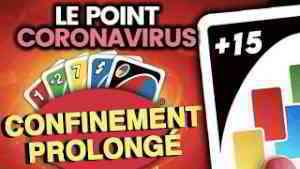 Confinement (encore) prolongé, risque chez les jeunes, hôpitaux saturés.. Le point coronavirus