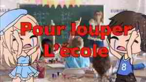 Pour louper l'école aldebert