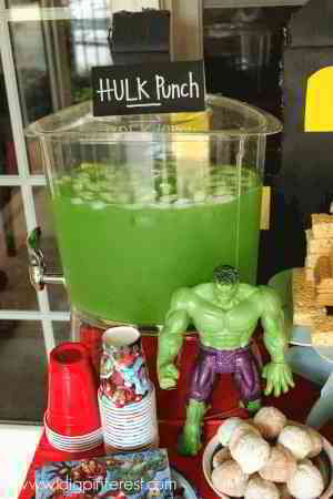 Hulk Birthday Party Ideas cumple heroes Hulk birthday parties