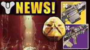 Next HUGE Update! - Comp got Easier? - Izanagi Quest FIXED! | Destiny 2 News!