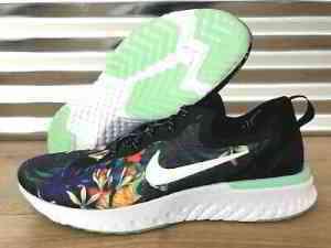 Nike Odyssey React GPX RS Floral Running Shoes Black Print SZ ( AV3255-001 )   eBay