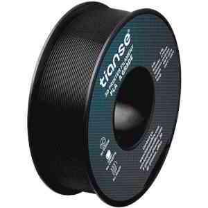 TIANSE 6 couleurs Filament PLA 1.75mm, PLA Filament 1.75mm, 3D Printing Filament, 1.8kg (300g/Spool), Noir/Blanc/Argent/Bleu/Rouge/Vert: Amazon.fr: Gateway