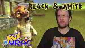 JEUX EN VRAC - BLACK & WHITE 2