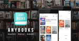 All books are free with this app!
