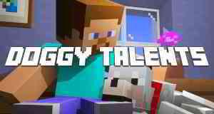 🐶 [Mod] Doggy Talents - 1.7.10 → 1.15.2 • Minecraft.fr
