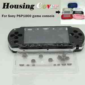 Game Console Housing Shell Case Controller Cover Set Replace Parts for PSP1000   eBay