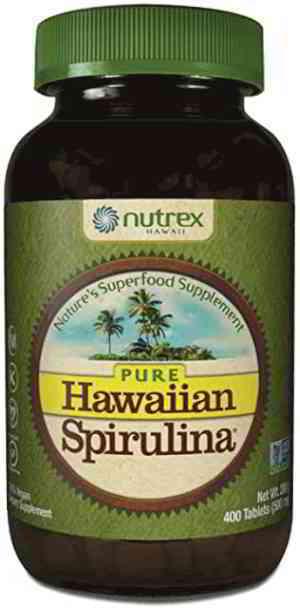 Amazon.com : Nutrex-Hawaii chlorella