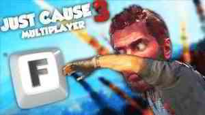 N'APPUIE PAS SUR CE BOUTON ! (JUST CAUSE 3 Multiplayer Fun)