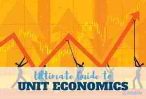 Best books on unit economics