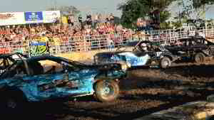 The Demise Of Old-Style Demolition Derby