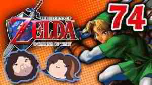 Zelda Ocarina of Time: Peer Pressure - PART 74 - Game Grumps
