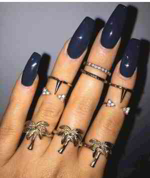 Ladyqueendee Fingerngel Nails Best acrylic nails und Coffin