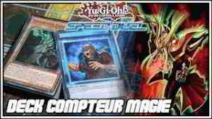 Deck Compteur Magie | Yu-Gi-Oh Speed Duel FR