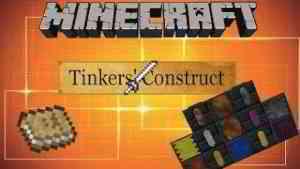 MINECRAFT: TINKERS CONSTRUCT MOD (1.9.4 MOD SHOWCASE)