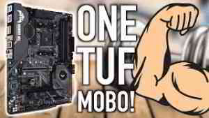 The Low Priced Leader- ASUS TUF Gaming X570 Plus WiFi