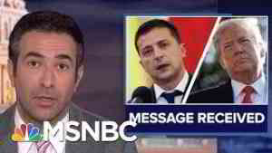 Top Diplomat Rips Trump Ukraine 'Scam' As Damning Texts Emerge | The Beat With Ari Melber | MSNBC