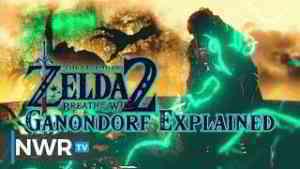 Ganondorf Explained - Zelda: Breath of the Wild Sequel - Timeline Placement