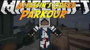 Parkour Mod - 9Minecraft.Net