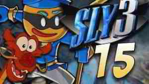 LE DRAGON DE PIERRE #15 Let's Play Sly 3