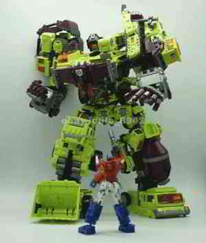 Transformers Devastator 6 In 1 Action Figure NBK GT New Cool Toy in Stock 40cm   eBay