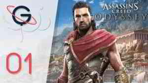 ASSASSIN'S CREED ODYSSEY FR #1 : Bienvenue en Grèce !