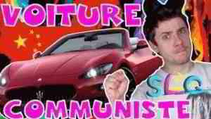 Voiture Communiste - SLG N°61 - MATHIEU SOMMET