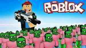 JE CRÉE UNE ARMÉE DE ZOMBIES !   Roblox