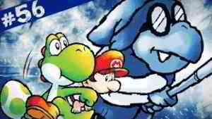 TEST EN CARTON #56 - Super Mario World 2 : Yoshi's Island