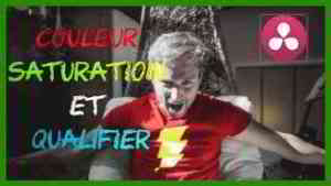 Effet saturation resolve