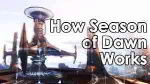 Destiny 2: How Season of Dawn Works - Obelisks & Sundial Guide