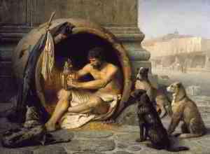 Diogène de Sinope — Wikipédia