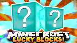 Lucky block addons 1.12.2