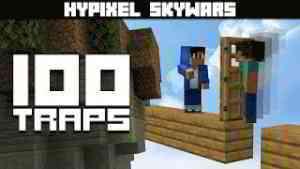 100 Traps | Hypixel Skywars