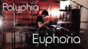 "Erik Huang - Polyphia ""Euphoria"" Drum Cover"