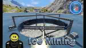 Space Engineers #7: Ice Mining