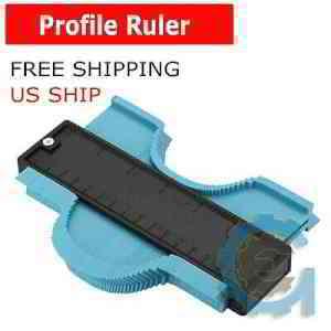 Profile Gauge Shape Contour Duplicator Tiling Laminate Edge Shaping Wood Metal 92631808575 | eBay