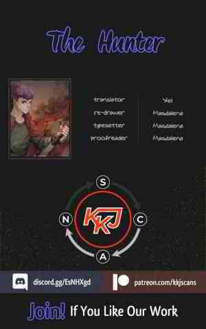 The Hunter Chapter 70: Destroyer - Manganelo