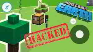 Joystick minecraft earth