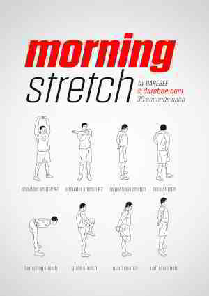 Stretching exercises Fitness Stretching exercises Exercise