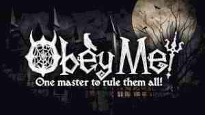 Obey me voices