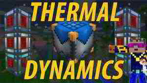 Thermal Dynamics Mod 1.12.2/1.11.2 (New Types of Ducts) - 9Minecraft.Net