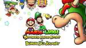 To A New Adventure DX! - Mario and Luigi Bowsers Inside Story + Bowser Jr.'s Journey OST