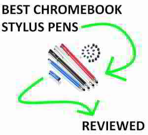 Best chromebook to use with stylus
